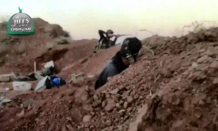 Syria Daily, June 21: Waiting on 4 Battlefronts Between Rebels and Assad Regime