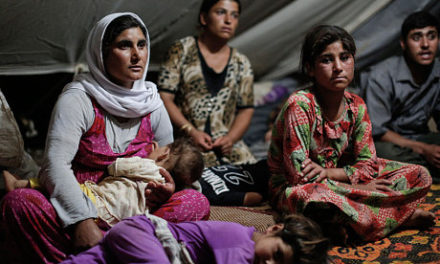 Iraq 1st-Hand: Rape, Abuse, & Slavery — A Yazidi Woman's Ordeal with the Islamic State