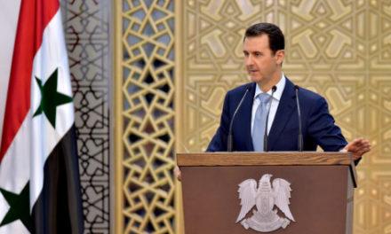 Syria Analysis: The Speech of A Desperate President