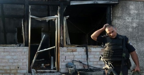 Israel-Palestine Feature: Palestinian Toddler Killed By Settlers in West Bank Arson Attack