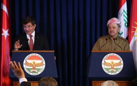 Turkey Feature: Iraq's Kurdish Leader Barzani — We Did Not Back Ankara's Airstrikes on PKK