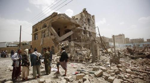 Yemen Analysis: 2,800+ Killed in A War — But Few Seem to Notice