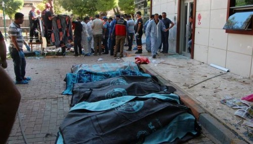 Syria Daily, July 21: Anger Rises Inside Turkey Over Islamic State Bombing That Killed 32
