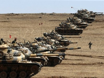 Syria Audio Analysis: Turkey's Kurds-Islamic State-Assad Strategy