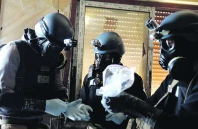 Syria Feature: How Assad Kept the Inspectors from His Chemical Weapons