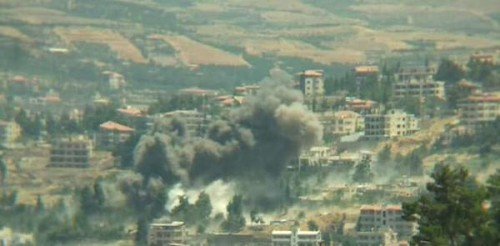 """Syria Daily, July 10: Rebels in Zabadani — """"We Will Not Kneel to the Regime"""""""