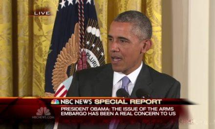 Iran Video & Transcript: President Obama's Press Conference on Wednesday