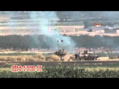 Syria & Turkey Developing: Turkish Forces Fighting Islamic State After ISIS Cross-Border Attack