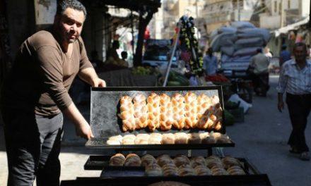 Syria Video: Ramadan in A Rebel-Held Area of Aleppo