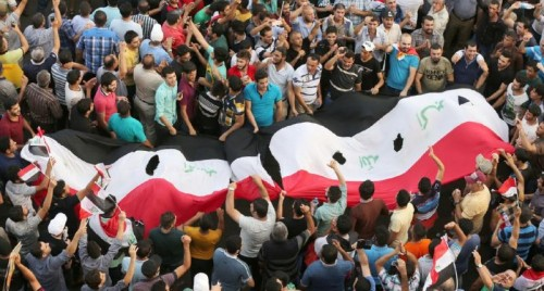 Iraq Analysis: These Protests Are A Turning Point in My Country's History