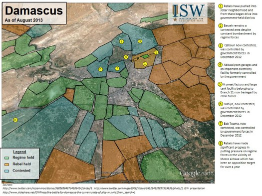 DAMASCUS 08-13 MAP