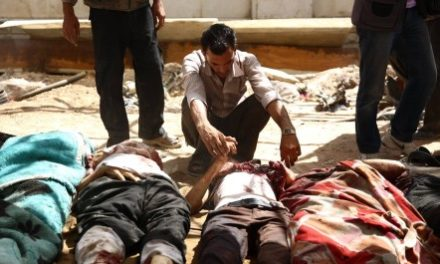 Syria Daily, August 17: Regime Attacks Kill Almost 200 on Sunday