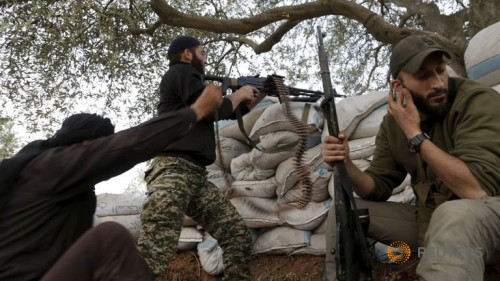 """Syria Developing: Reports — US Airstrike Hits """"Moderate"""" Rebel Faction, At Least 25 Killed"""