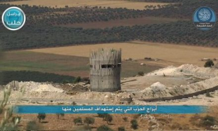 """Syria Daily, August 30: Kurds and Rebels Clash Near Proposed """"Safe Zone"""" in North"""