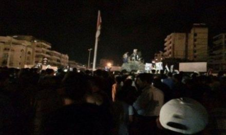"""Syria Daily, August 9: Protests Over Assad Cousin's """"Road Rage"""" Killing of Colonel"""