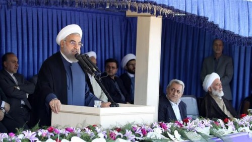 Iran Daily, August 26: Making His Political Challenge, Rouhani Plays The Economy Card