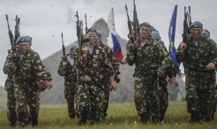 Syria Feature: Is Russia Ready to Send Paratroopers Into Conflict?