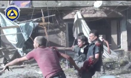 Syria Daily, August 24: Regime's Deadly Bombardment Near Damascus Continues