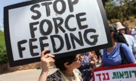 """Israel Feature: Will New Law Make Force-Feeding of Detainees """"Respectable""""?"""