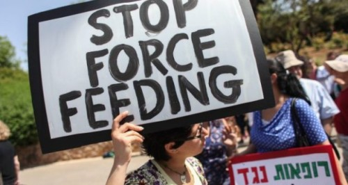 "Israel Feature: Will New Law Make Force-Feeding of Detainees ""Respectable""?"