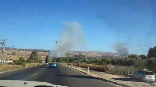 Syria Developing: Israel Retaliates Against Assad's Army After Rockets Cross Border