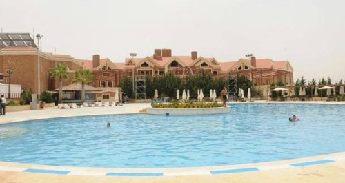 "Syria Feature: Assad Regime — ""What War? Please Enjoy The New 5-Star Resort Hotel"""