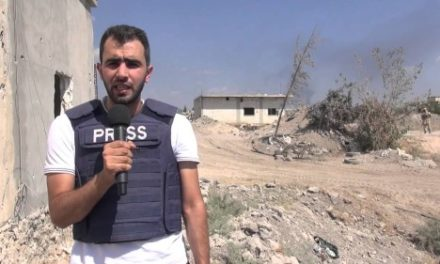Syria Daily, August 27: Rebels Reclaim Key Area in Hama Province