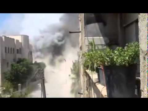 Syria Daily, August 20: The Bombing and Fighting Near Damascus