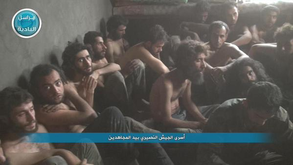 ABU DUHUR CAPTURED SOLDIERS 2