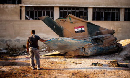Syria Daily, Sept 8: Rebels Try to Capture One of Last Regime Airbases in Northwest