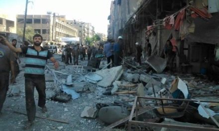 Syria Daily, Sept 1: Another 63 People Killed Amid Regime Airstrikes