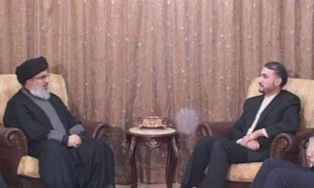 Iran Daily, Sept 3: Tehran Reviews Syrian Situation with Assad Regime and Hezbollah's Nasrallah