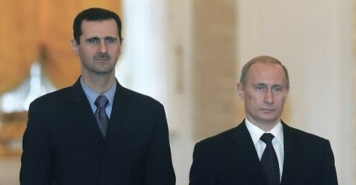 Syria Special: Putin Raises Stakes With Bombing, Lies, and Support of Assad