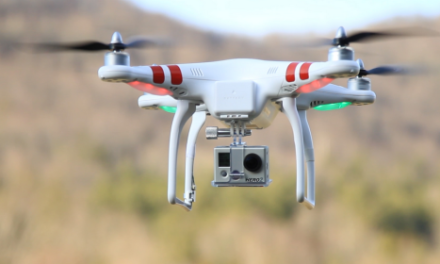 Britain & Beyond Feature: How Dangerous are Drones to Aircraft?