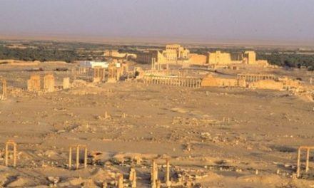 Syria Daily, Sept 24: As Russia Intervenes, Regime Steps Up Airstrikes on Islamic State in Palmyra