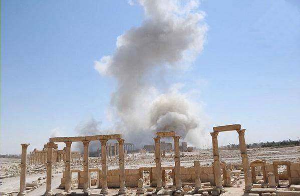 PALMYRA DESTRUCTION 2