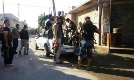 Syria Daily, Sept 4: Rebels Hold Off Islamic State Attack in Aleppo Province