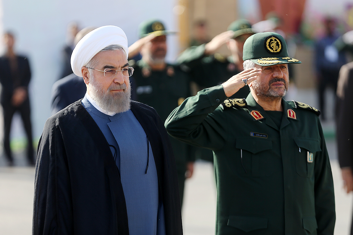 Iran Daily: Revolutionary Guards Warn President Rouhani Over Currency Crisis