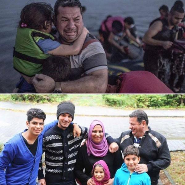 SYRIA REFUGEE BOAT BEFORE