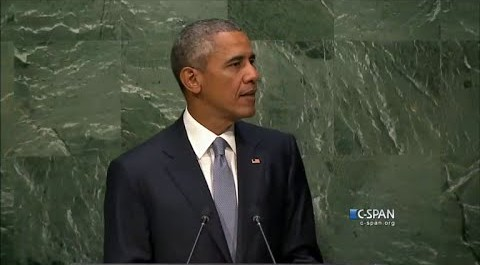 "Syria and Beyond Video Feature: Obama Speech at UN ""We Will Join Discussions with Russia and Iran"""