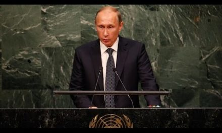 """Syria and Beyond Video Feature: Russia's Putin to UN """"Do You Realize What You Have Done?"""""""