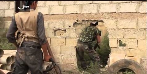 Syria Daily, Sept 12: New Rebel Attacks Near Damascus