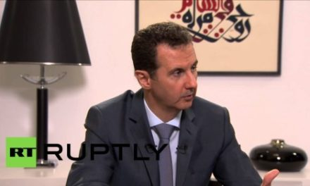 Syria Video Feature: President Assad's Interview on Russian State TV