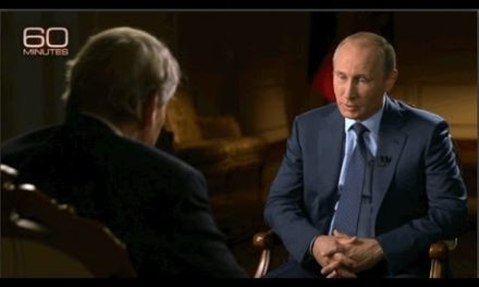 Syria Video Feature: Russia's Putin Speaks on US Television
