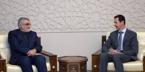 Iran Daily, Oct 16: Tehran Promises New Military Effort for Syria's Assad