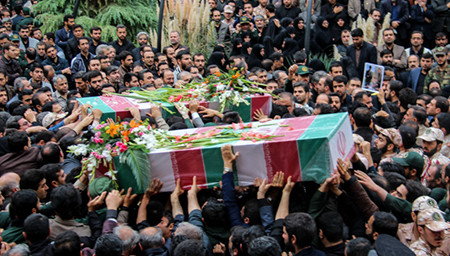 Iran Daily, Oct 29: Burying the Soldiers Killed in Syria