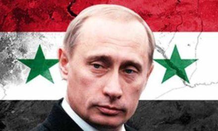 "Syria Analysis: Putin's Logic ""We Break It, You Own It"""