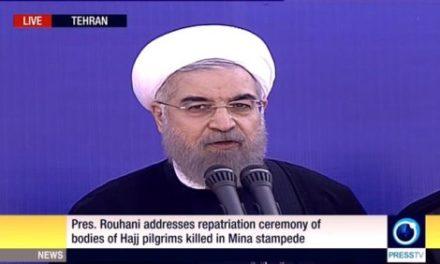 Iran Daily, Oct 3: Tehran Renews Challenge to Saudi Arabia Over Mecca Disaster