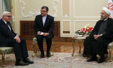 Iran Daily, Oct 18: President Meets German Foreign Minister over Nuclear Agreement and Syria
