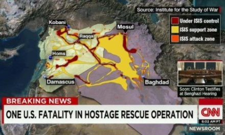 Iraq Developing: US-Kurdish Operation Frees 69 at Islamic State Prison, American Soldier Killed